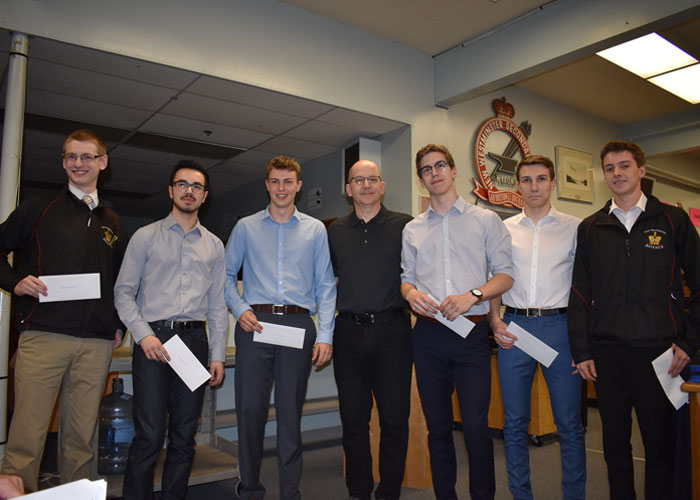 NWMHA Award Winners